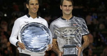 Final Australia 2017 Nadal-Federer