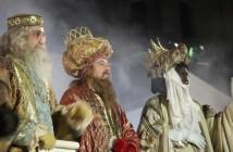 LLegan los reyes magos