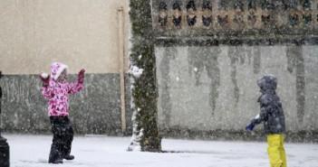 Nieva en mallorca