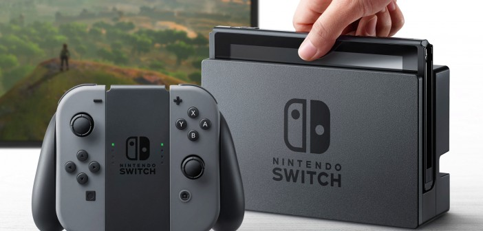 ¡La nueva Nintendo Switch!