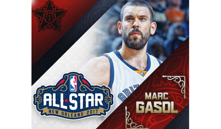 Tecer All Star para Marc Gasol