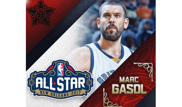 Tecer All Star para Marc Gasol