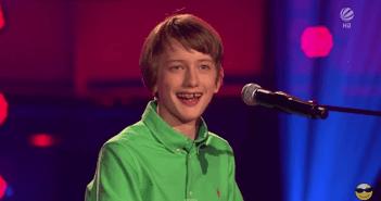 Tilman-la voz kids de alemania