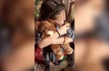 nina-llora-oso-regalo-especial