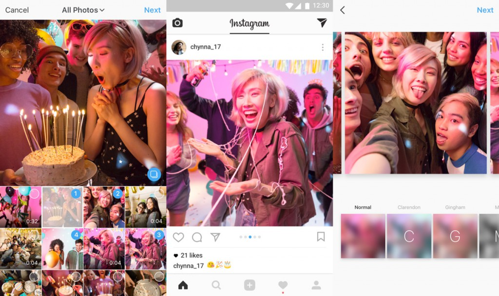 Instagram vuelve a copiar a Snapchat
