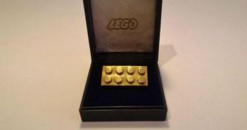 La pieza más cara de LEGO