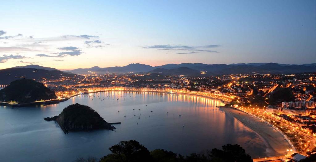 La playa de San Sebastián, una de las mejores del mundo1