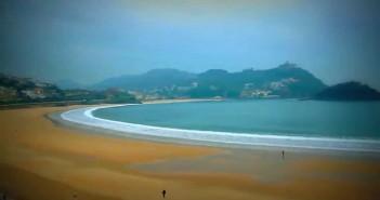 La playa de San Sebastián, ¡una de las mejores del mundo!