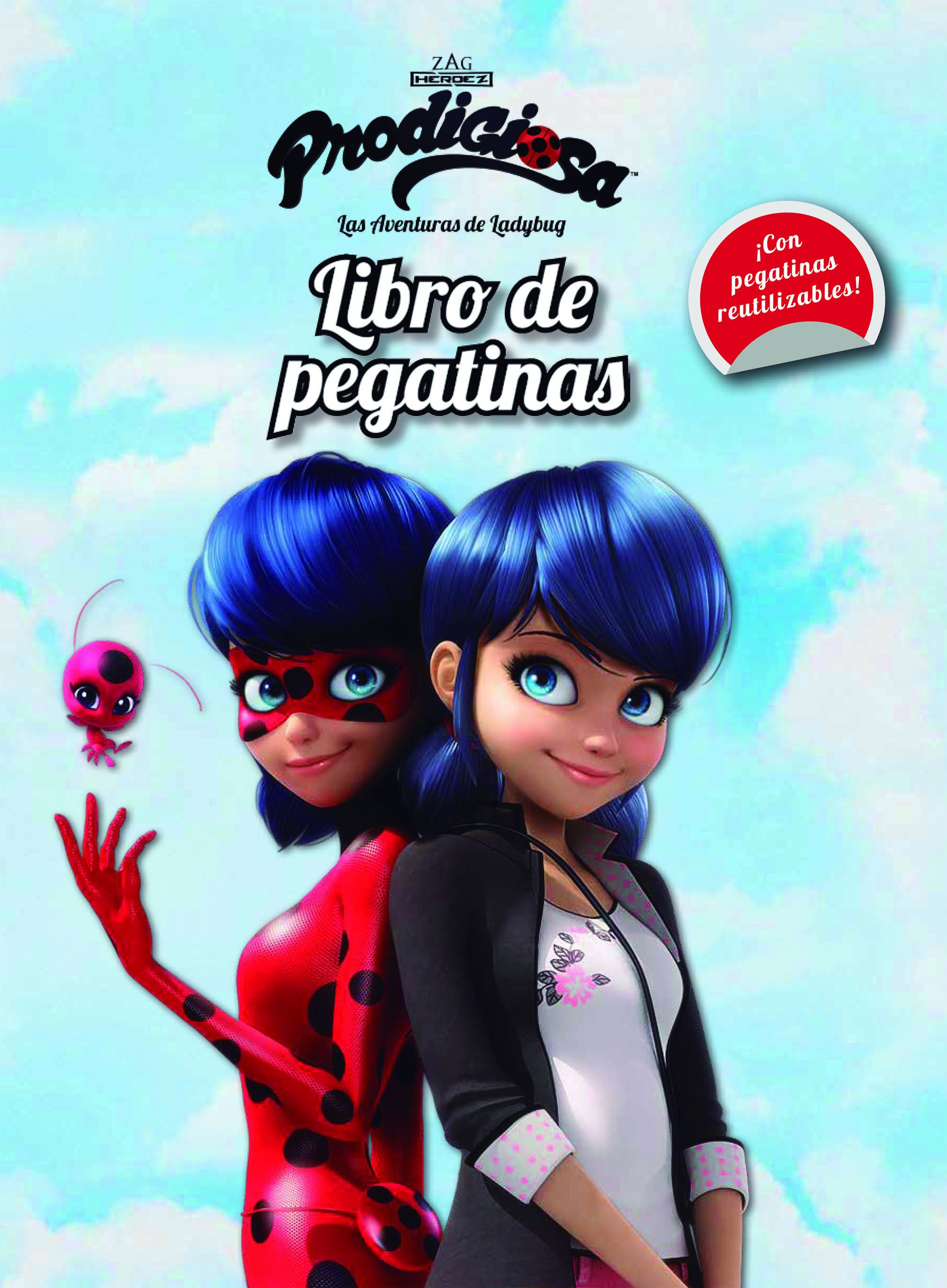 libro de miraculous ladybug pdf