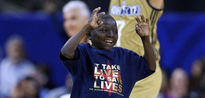 El chico que enamoró en el All Star
