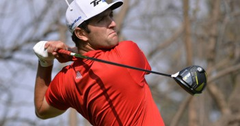 Atentos al golfista Jon Rahn