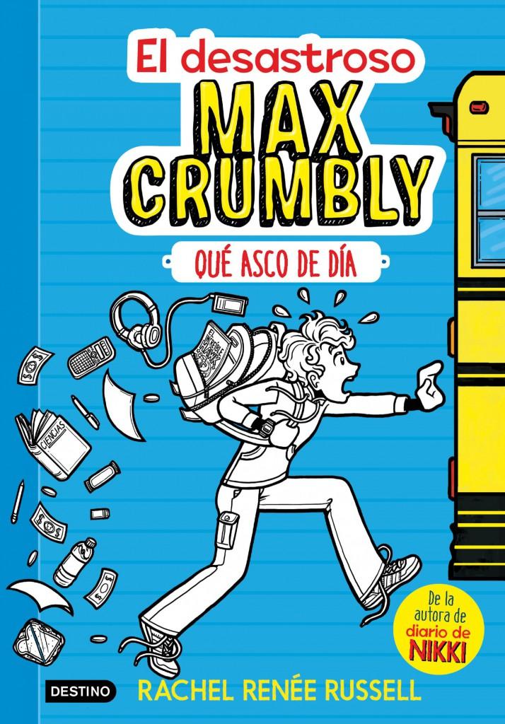 El desastroso Max Crumbly. Que asco de día