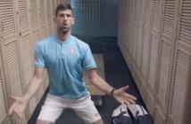 Los bailes de Djokovic