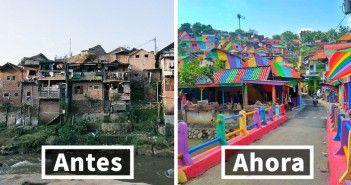 El pueblo arcoiris