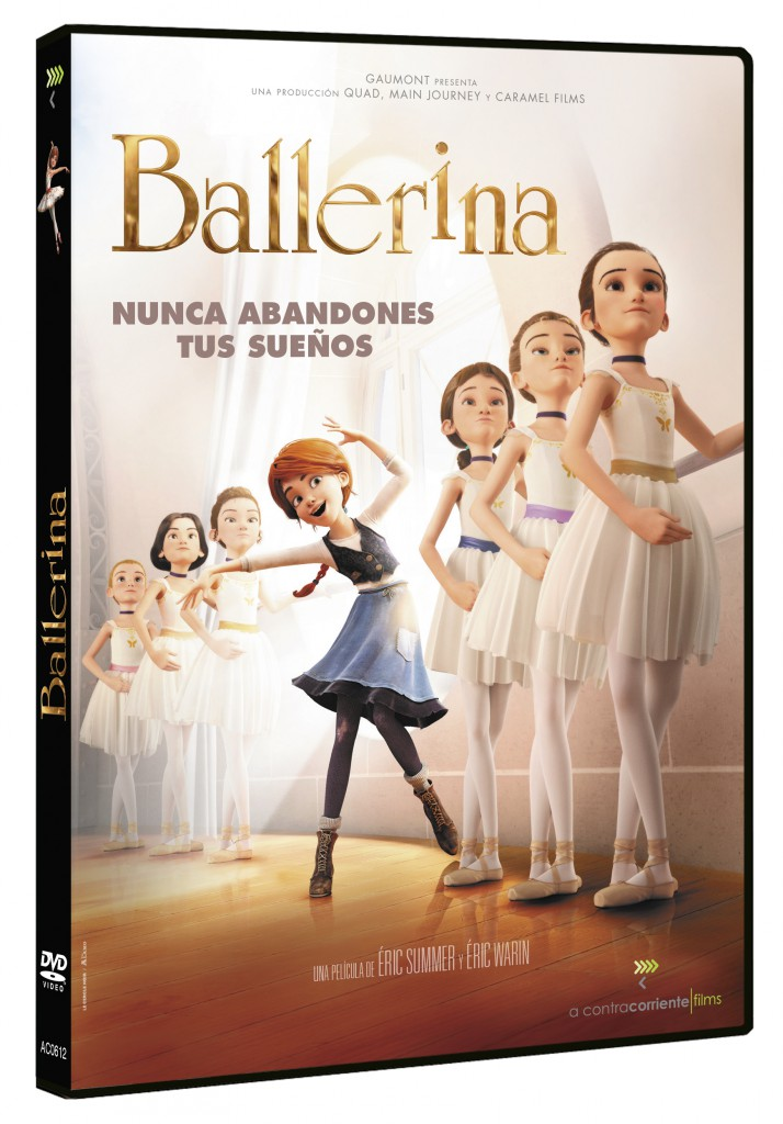 Ballerina_DVD