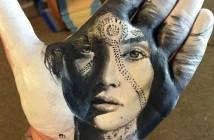 russell-powell-pinta-palma-de-la-mano-california-arte