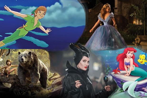 Disney-live-action