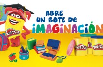 Abre un bote de imaginacion con Play Doh