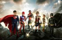 Los auténticos superhéroes de La Liga de la Justicia