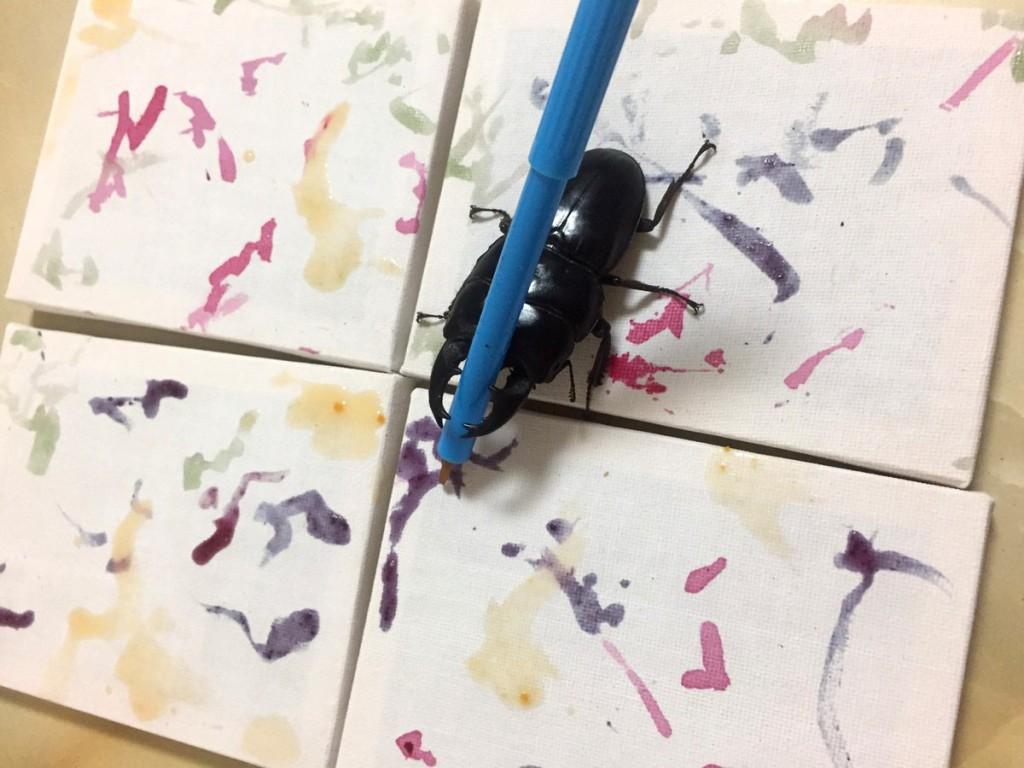 spike-el-escarabajo-pintor