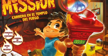 EDUCA Fire Mission -pack-
