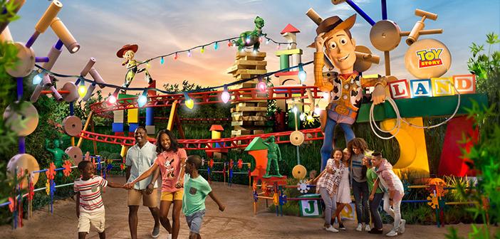¡Orlando inaugura Toy Story Land!