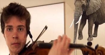 los-sonidos-de-la-naturaleza-con-un-violin