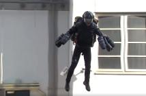 Ya a la venta el primer traje volador