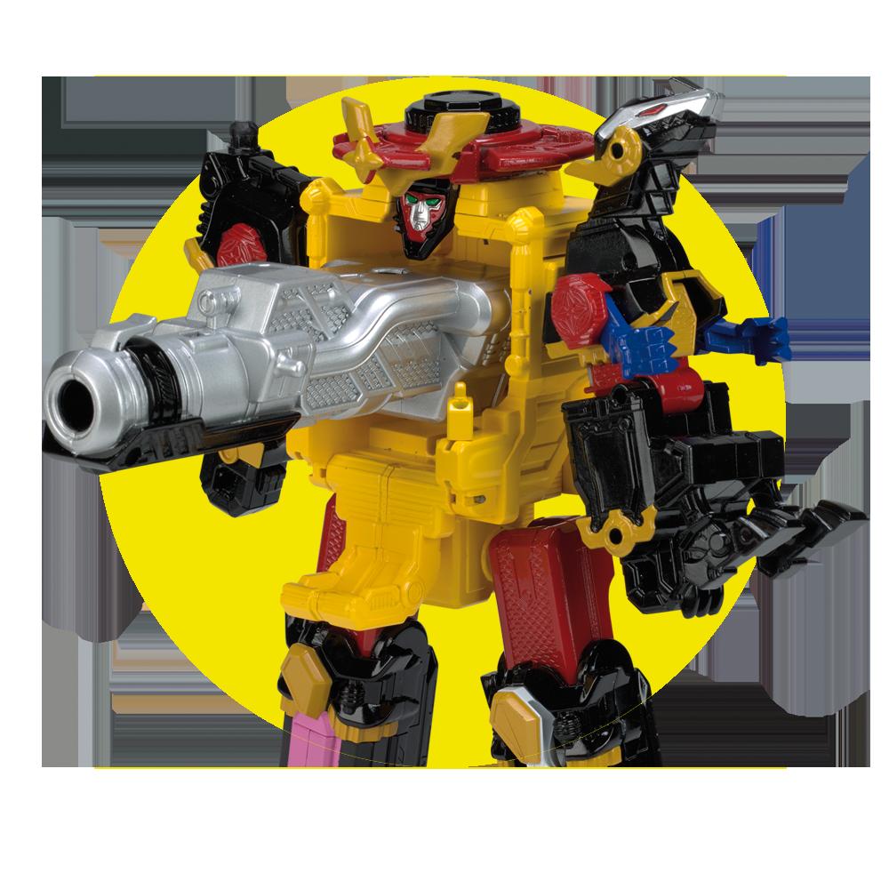 Cañones Power Ranger-El Gancho2